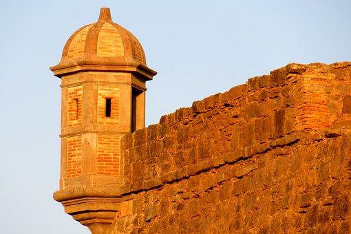 Castle, Guard, Security, Protection, Cardona, Catalonia