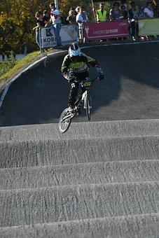 Bmx, Bike, Rasport, Cyclists, Race, Rad-bundesliga