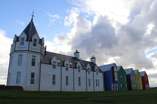 John O'groats, Scotland, Highland, Scottish, Scenery