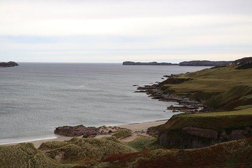Highlands, West Coast, Scotland, Beaches, Scottish