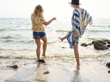 Calm, Freedom, Location, Beach, Transportation, Travel