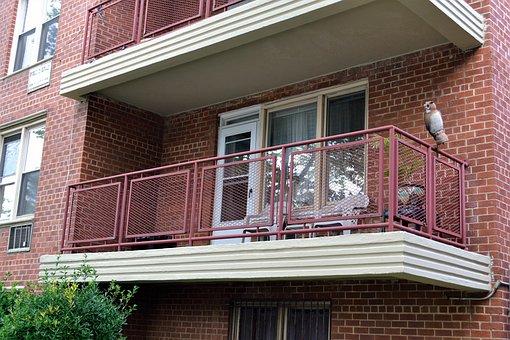 Condominium, Terrace, Upper West Side, Manhattan, Tree