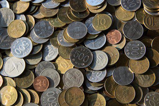 Don, Coin, Cash, Money, Korea Money, Currency
