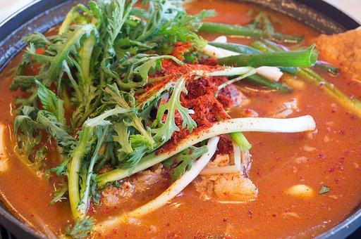 Asian Food, Cuisine, Dish, Fish, Food, Hot, Korean Food