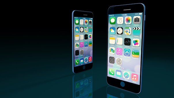 Iphone 7, 3d Model, Cellphone