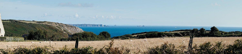 Brittany, Sea, Beach, Landscape