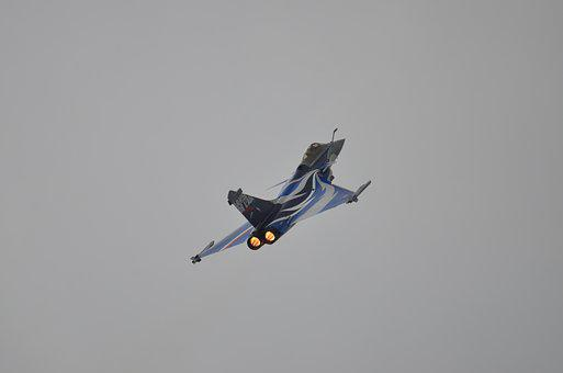 Fighter Jet, Airshow, Jet Engine, Jet, Military, Air