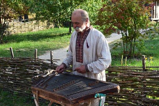 Ukraine, Musician, History, Pirogovo, Creativity, Tool