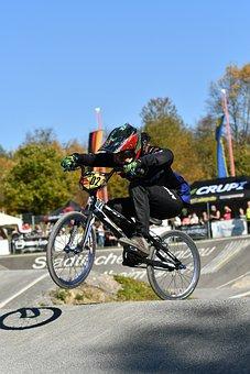 Bmx, Race, Action, Cyclists, Rad-bundesliga, Bike