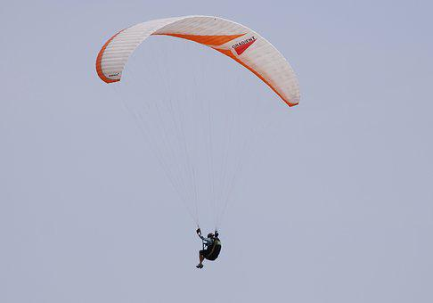 Paraglide, Sports, Leisure