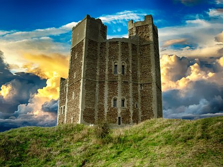 Castle, Fortress, Architecture, Ancient, Historical