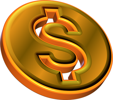 Coin, Money, Token, Currency, Cash, Dollar, Banking