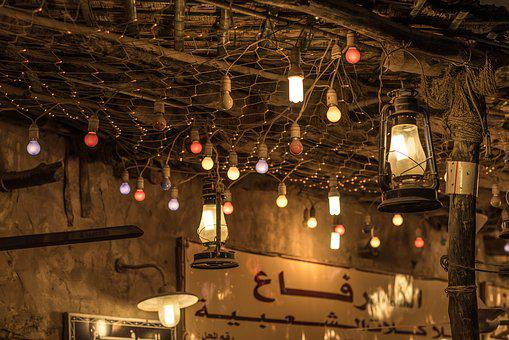 Roof, Bulb, Light, Lamp, Electric, Electricity, Ceiling