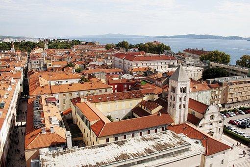 Zadar, City, History, Croatia, Summer, Old Town