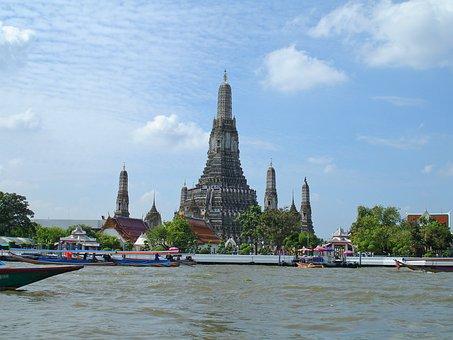 Thailand, Temple, Culture