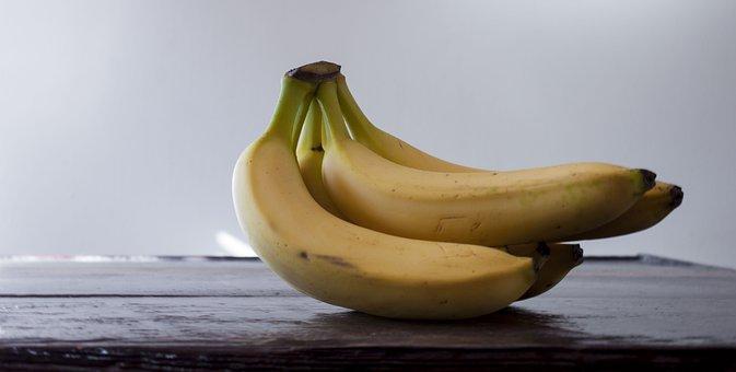 Banana, Fruit, Food, Fresh, Healthy, Diet, Ripe