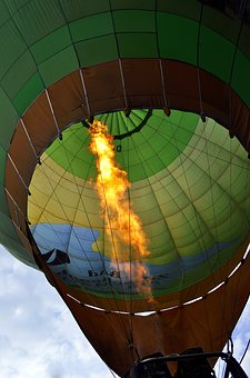Balloon, Hot Air Balloon, Hot Air Balloon Ride