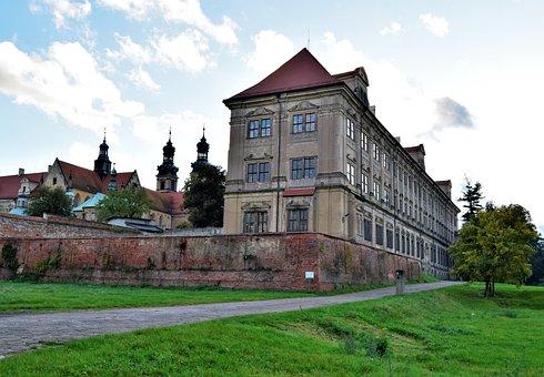 Abbey, Monument, Architecture, Poland, Landmark