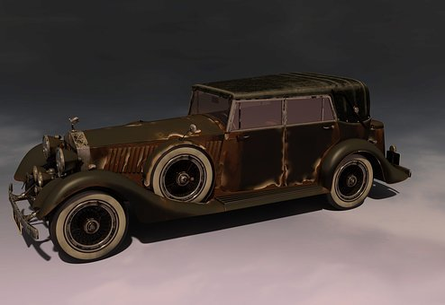 Oldtimer, Auto, Pkw, Nostalgia, Automotive, Top, Old