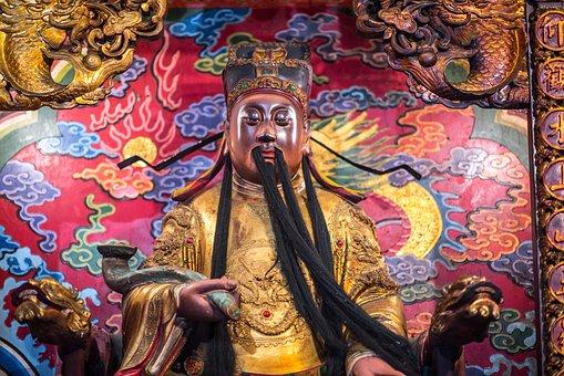 Taiwan, Monastery, Temple, Religion, Buddhism