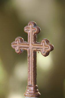 Cross, Church, Religion, Catholic, Faith, Monastery
