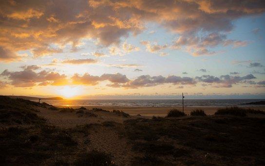 Beach, Summer, Sun, Nature, Costa, Sea, Tourism