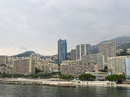 Monaco, Saint Tropez, France, Mediterranean