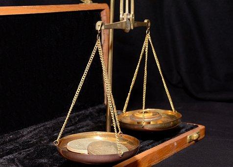 Vintage, Scale, Balance, Balance Scale, Measurement