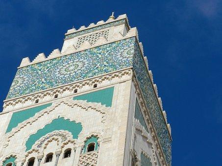 Morocco, Casablanca, Art, Fes, Islamic, Mosque