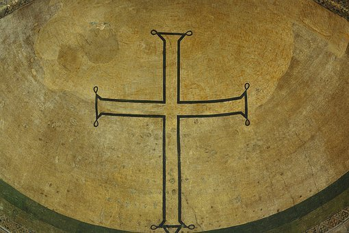 Cross, Church, Holy, Cathedral, Jesus, Aesthetics