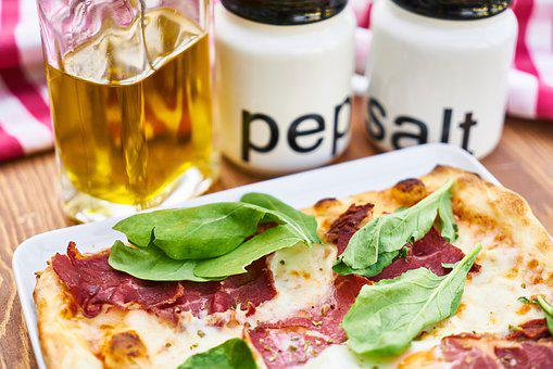 Pizza, Food, Product Photo, Delicious, Bakery
