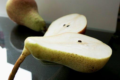 Pears, Fruit, Vitamins, Fruits, Healthy, Ripe, Food