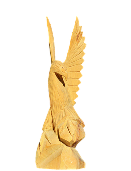 Adler, Carving, Wood Carving, Artwork, Sculpture, Art