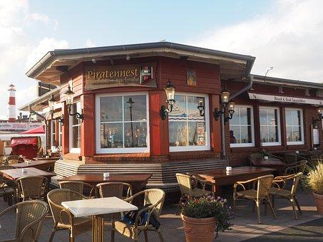 Pirate's Nest, Pub, Bar, Sylt, List, Seat, Restaurant