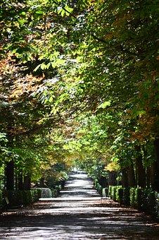 Madrid, Europe, Spain, Landmark, City, Monument, Park