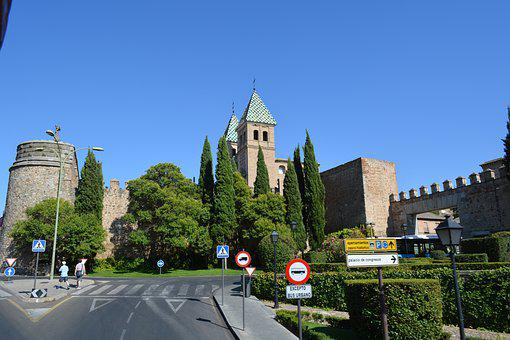 Tourism, Spain, The City Of Toledo