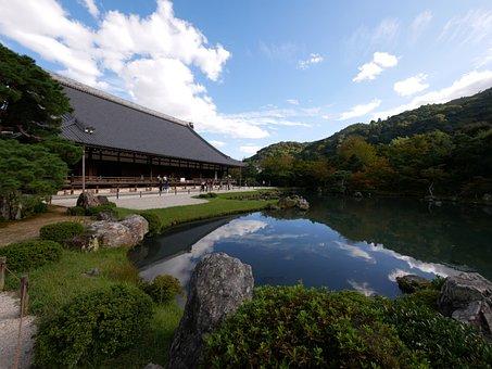 Japan, Kyoto, Arashiyama, Unesco, Ten Categories
