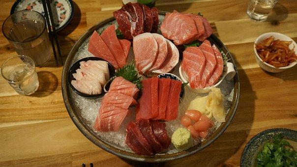 Tuna Party, Tuna, Time, Fish, Tuna Belly Fat, Seafood