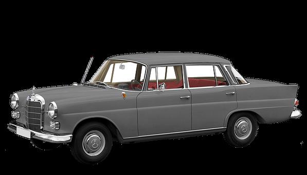 Mercedes Benz, 190d, Type W110, Model Years 1961-1965