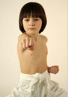 Cute, Guy, Model, Young, Karate