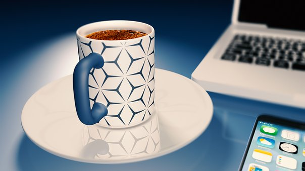 Coffee Mug, Office Cup, 3d Model