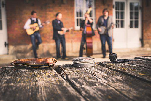 Band, Bluegrass, Music, Mood, Live Music, Acoustic