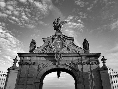 Czestochowa, Poland, Autumn, Stroll, Sky, City, Sights