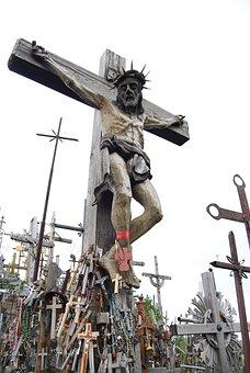 Cross, Christ, Jesus, Religion, Christianity, God