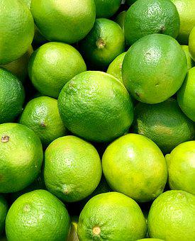 Limes, Fruit, Fresh, Citrus, Healthy, Green, Vitamin