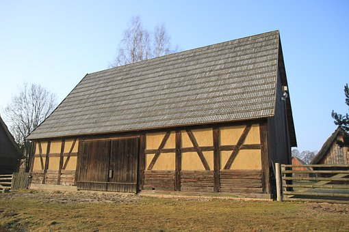Cottage, House, Open Air Museum