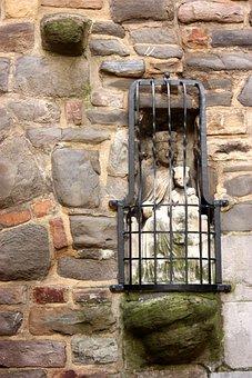 Ikon, Monastery, Virgin, Christ, Catholic, Maastricht