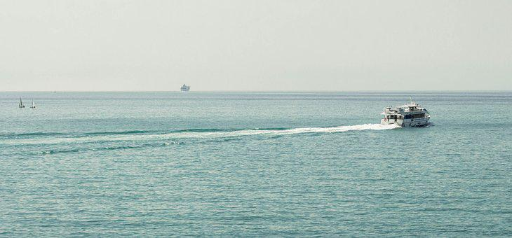 Sea, Beach, Sand Beach, Water, Costa, Sand, To Watch