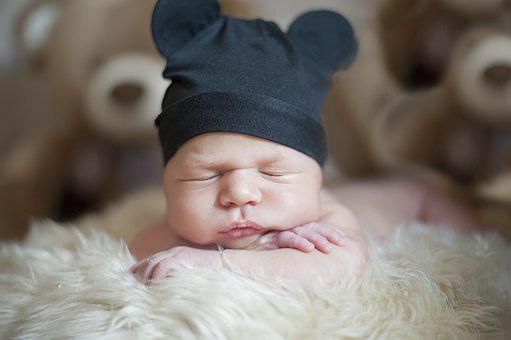 Baby, Sleep, Sleeping Baby, Newborn, Sleeping, Cute