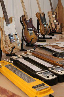 Guitar, Handle Boards, Music, Stringed Instrument